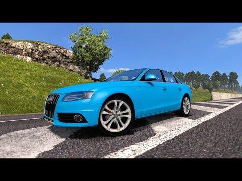 Audi RS4 1.32