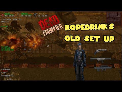 Dead Frontier 3D   Boss Hunt Loot Run #10 (Using RopeDrink's Old Weapon Set Up!)