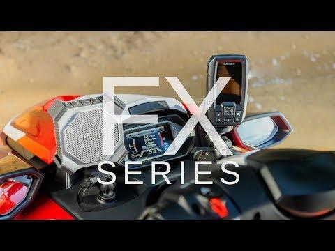 Yamaha's All-New 2019 FX Series