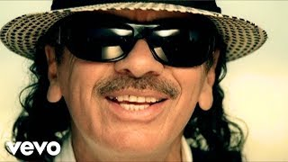 Santana ft. Chad Kroeger - Into The Night (Official Video)