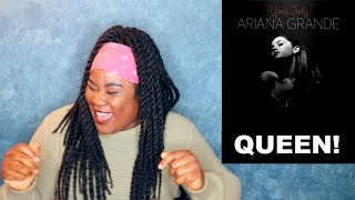 Ariana Grande - Yours Truly Album |REACTION|