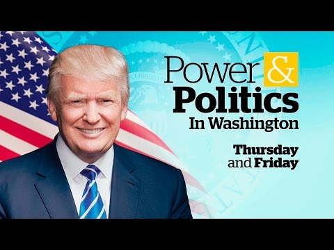 Power & Politics in Washington [Jan. 19, 2017]