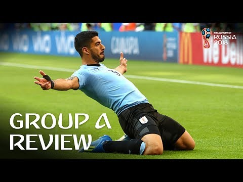 Uruguay And Russia Go Through - Group A Review!