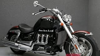 1. 2006  TRIUMPH  ROCKET III CLASSIC - National Powersports Distributors