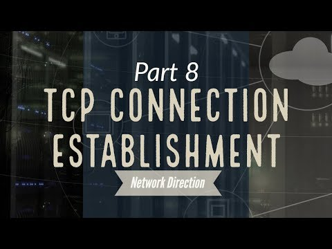 Establishing Connections With TCP's Three Way Handshake | Network Fundamentals Part 8