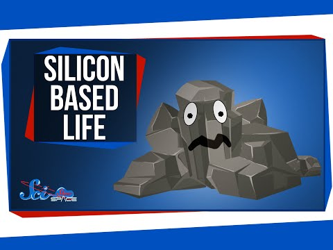 SciShow Space Explains What SiliconBased Life Could Look Like and Whether It Could Even