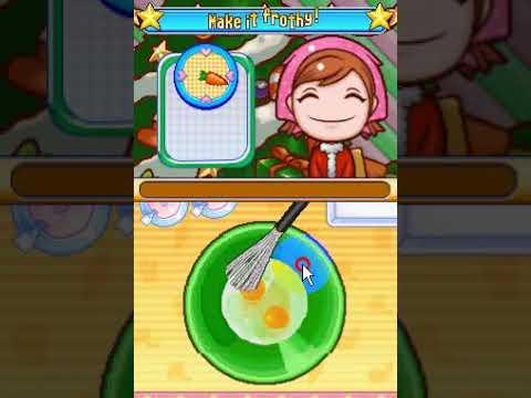 Cooking Mama 3 Shop And Chop Ds