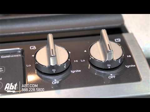 Whirlpool Gas Range WEG730H0D Overview