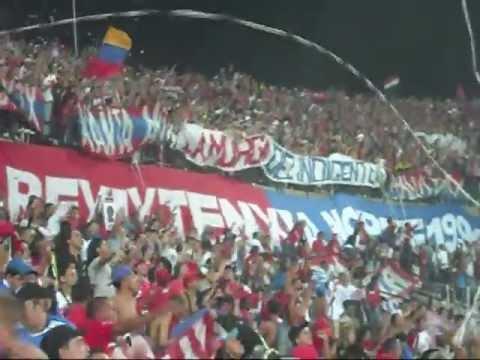 ANAL 1 VS MEDELLIN 2...FUTBOL COLOMBIANO 2012 FECHA # 7...REXIXTENXIA NORTE - Rexixtenxia Norte - Independiente Medellín