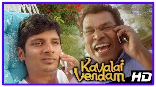Video Latest Comedy Scenes | Kavalai Vendam Comedy | RJ Balaji Mayilsamy Comedy | Jiiva | Bobby Simha MP3, 3GP, MP4, WEBM, AVI, FLV April 2018