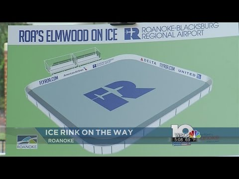 Ice rink to open this holiday season at Elmwood Park in Roanoke