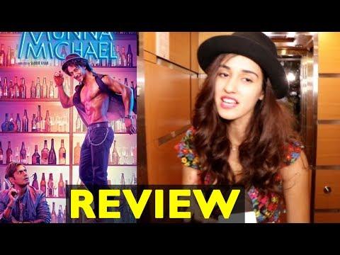 Disha Patani's AMAZING Review Of Tiger Shroff's Mu