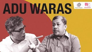 Video Pangeran, Mingguan - ADU WARAS BUDIMAN SUDJATMIKO VS FAHRI HAMZAH MP3, 3GP, MP4, WEBM, AVI, FLV November 2018