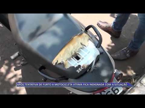 JATAÍ | Vítima fica indignada com tentativa de furto