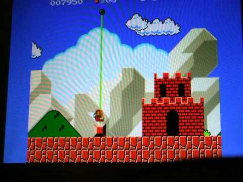 Super TI-99 Mario Bros - preview 4