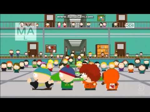 South Park intro Staffel 15 German
