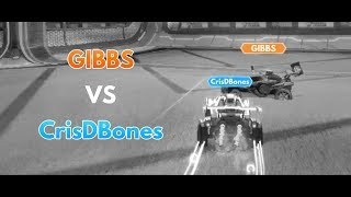I found some Rocket League gameplay of ranked 3v3's against the RLCS Analyst Gibbs. This gameplay is unedited and just raw...