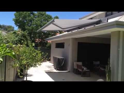 Markilux Folding Arm Awning from WeatherSafe WA