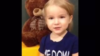 Поздравление для мам от средней группы детского сада Маргаритки -Васильки