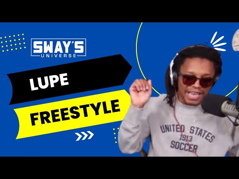 freestyle - The great Chi-town MC, Lupe Fiasco made his way to Sway in the Morning and blew everyone away with his dope 4-minute freestyle. No word on when his album is ...