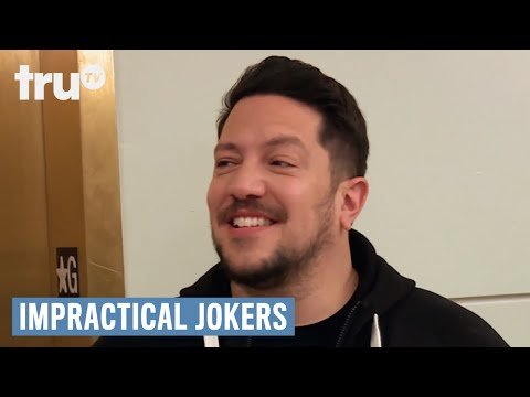 Impractical Jokers - You Call This A Tip? (punishment) | Trutv