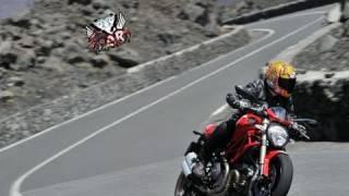 5. 2012 Ducati Monster 1100 EVO Ultimate long with Raptorsandrockets.com
