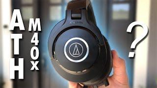 Video The Best Headphones Under $100? / ATH-M40x 3 Years Later (2017) MP3, 3GP, MP4, WEBM, AVI, FLV Juni 2018