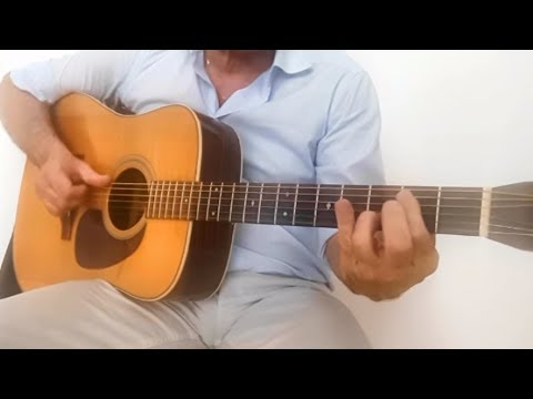 Stevie Wonder – Superstition – Acoustic Guitar Fingerstyle Cover