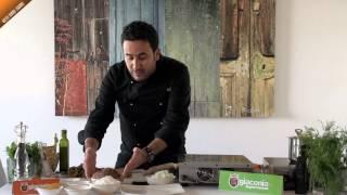 I grandi chef: Natale Giunta prepara il cannolo siciliano