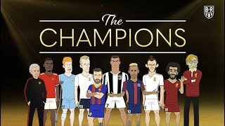 Video The Champions: Season 1 in Full (Every Episode 1-9), Including English Subtitles MP3, 3GP, MP4, WEBM, AVI, FLV Januari 2019