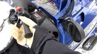 7. 2002 Polaris Indy 600 Classic