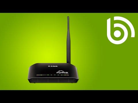 D-Link DIR-600L Cloud Router