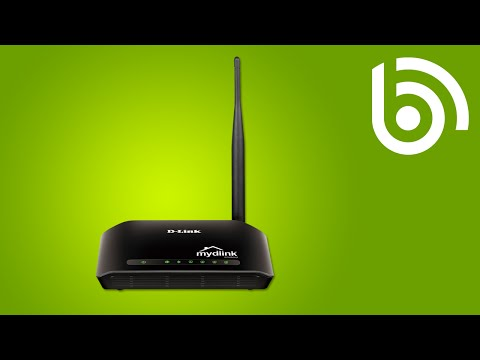 D-Link DIR-600L Cloud Router