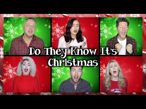 "Band Aid  ""Do They Know It's Christmas?"" Cover by Georgia Merry"