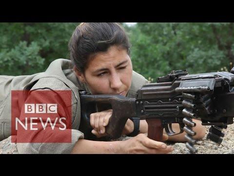 這女生曾經被IS俘虜「淪落成為聖戰士的性奴」,但逃出去後竟然變超猛連IS高層都被她幹掉!