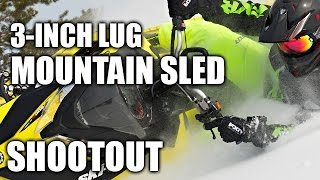 5. 3-Inch Lug Mountain Sled Shootout