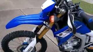 8. 2013 Yamaha WR250R Dual Sport
