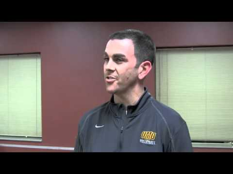 UMD Volleyball Selection Show and Reaction from Head Coach Jim Boos