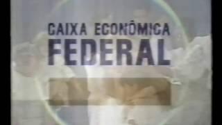 Comercial Caixa Econômica Federal 1989