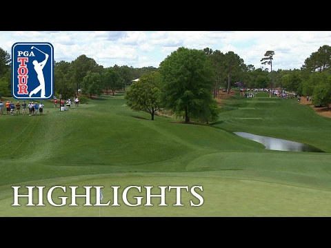 Highlights | Round 1 | Wells Fargo 2017