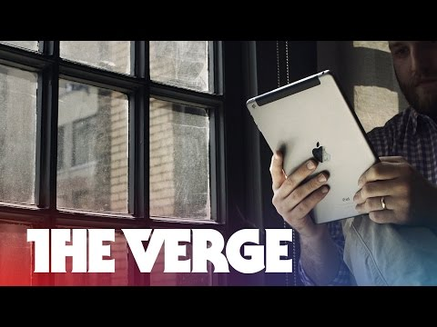 iPads are the Top 2 in The Verge's Tablets Rundown