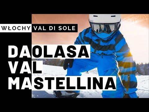 Z deską przez świat. Val di Sole Włochy.