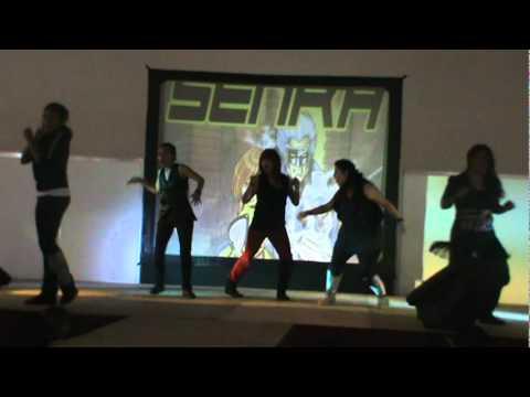 Senka 15 - Playback Contest 1er Lugar - Lucifer Dance Cover by K