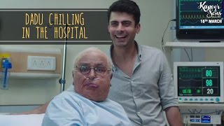 Nonton Kapoor   Sons   Dadu Chilling In The Hospital   Dialogue Promo   Rishi Kapoor  Fawad Khan Film Subtitle Indonesia Streaming Movie Download