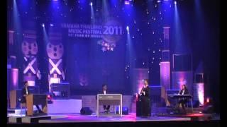 Yamaha Thailand Music Festival 2011 Stagea Band Caciopea  2012