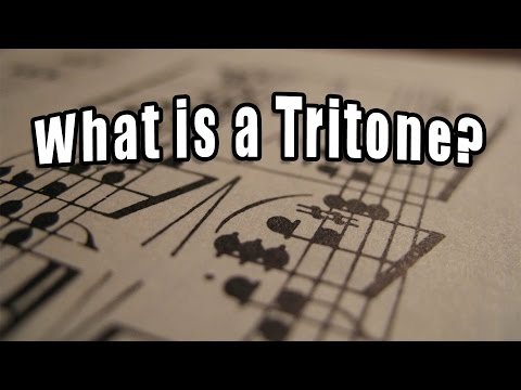 What is a Tritone?