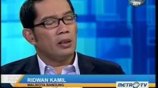 Video Ridwan Kamil   Mata Najwa,  Menatap yang Menata  Metro TV, 12 03 2014 part 1 MP3, 3GP, MP4, WEBM, AVI, FLV Agustus 2018