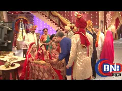 Serial Ek Vivah Aisa Bhi Wedding Drama Sequence Suman Fainted
