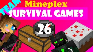Team Survival Games with YaYaNaNa and NzHacker on the map Fallout. Don't forget to like, comment and subscribe! :D IP: mineplex.com Featured Channels: Hammer...