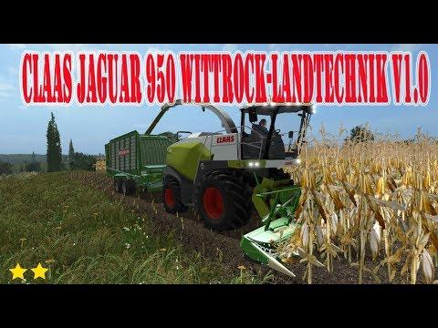 CLAAS Jaguar 950 Wittrock-Landtechnik v1.0